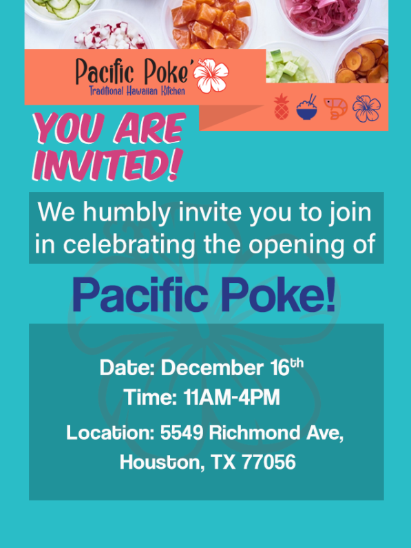 Pacific Poke Invite